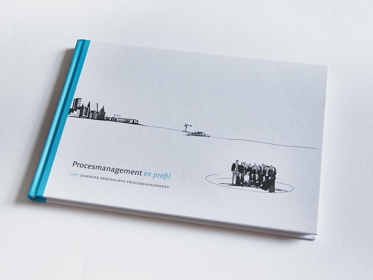 Jaarboek 2007 Berenschot Procesmanagement