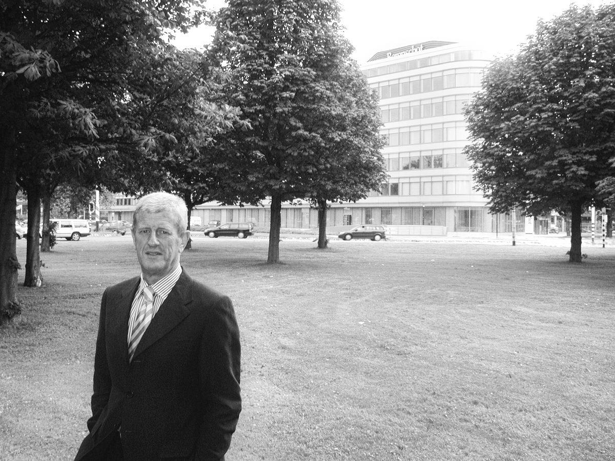 Leo Markensteijn, directievoorzitter